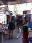 One of Muharraq's oldest markets, Souq Al Qaiseriyah, is just next door. Go for a walk and burn off some calories.