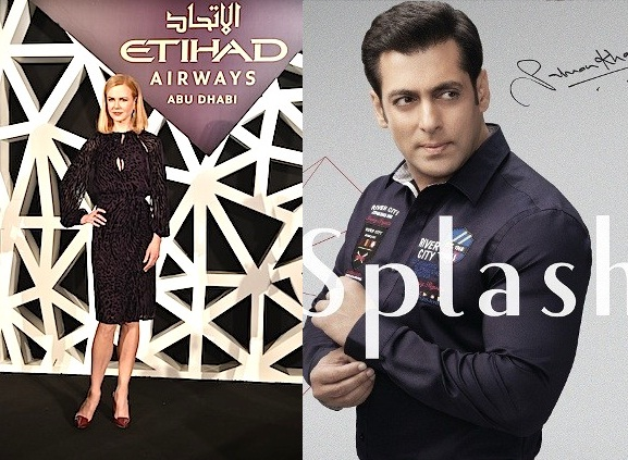 Have brand associations between Kidman and Etihad and Khan and Splash helped or hindered their respective brands?