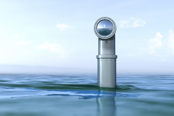 It was a case of down Periscope last week in the UAE