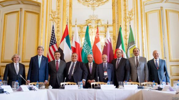 The Gulf's foreign ministers have worked hard to change perceptions of the region abroad. But is there a simpler solution?