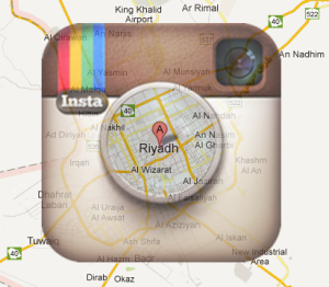 Instagram has been a huge hit in Saudi, especially among the Kingdom's youth. How will Instagram's comms team reach out to these groups? (image source: http://sustg.com/)