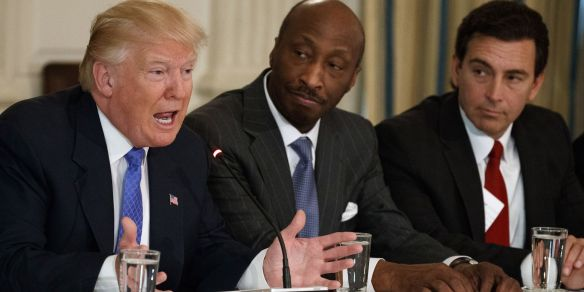 Trump-Merck-CEO