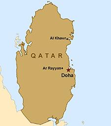 map-qatar